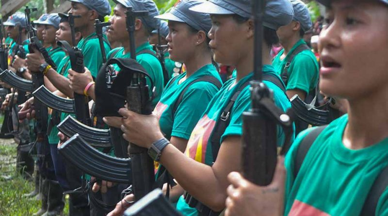 To pursue lasting peace and advance the welfare of the masses, NPA open to hold talks with Sara Duterte