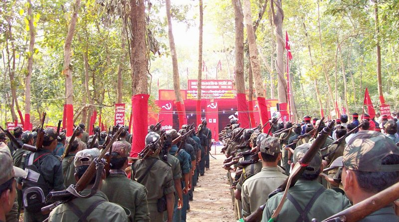 poliskonstapel dödad av Naxaliter i Chhattisgarh