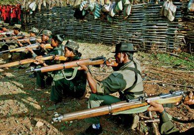 Emboscada maoísta destruye vehiculo anti-minas y mata a cuatro agentes de las CRPF en Chhattisgarh