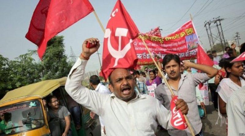 StrikeWorkerIndia