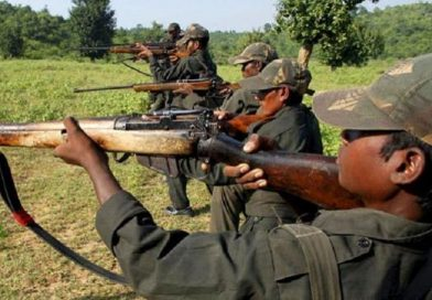 CAF Trooper Injured in Encounter with Maoists in Chhattisgarh