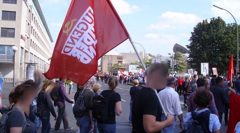 Demonstration Dortmund