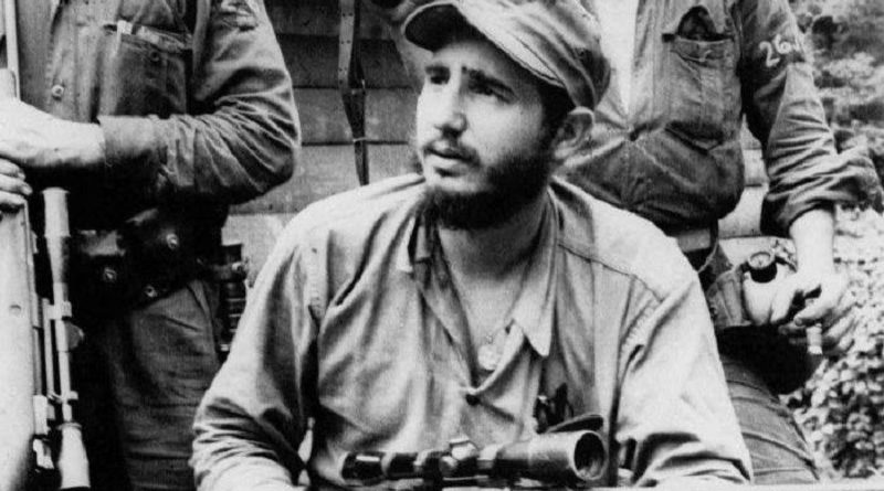 a biography and life work of fidel castro a cuban revolutionist In 1954, he met cuban revolutionary fidel castro and his brother raul while in mexico did you know che guevara has been the subject of a number of films, including.