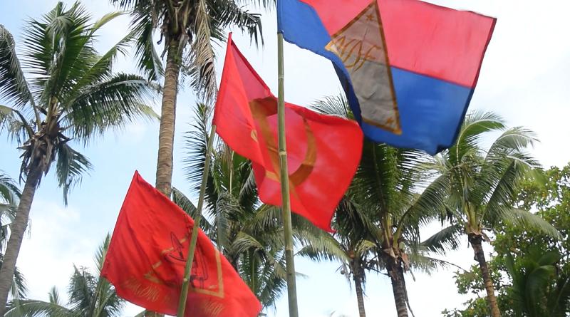 End martial law! Overthrow the US-Duterte regime!