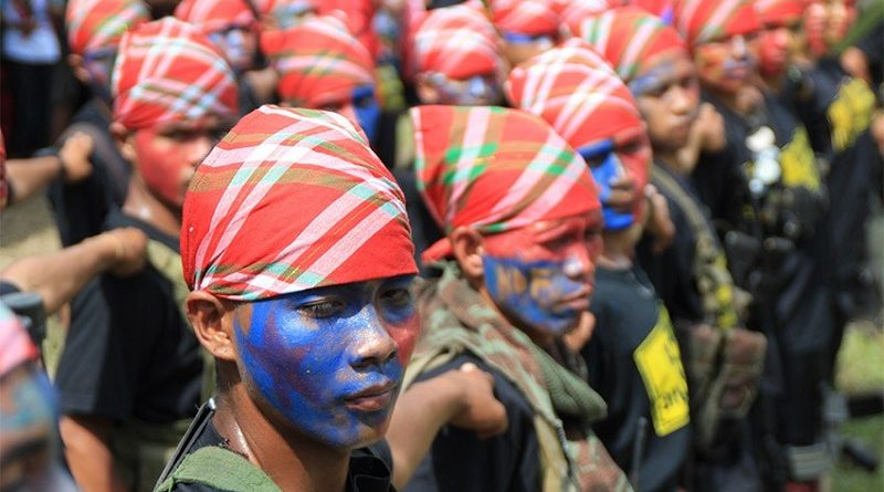 NDF-EV hits military for planting bullets and arresting child to smear the NPA