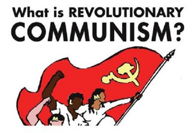 Canada: Revolutionary Communism goes west!