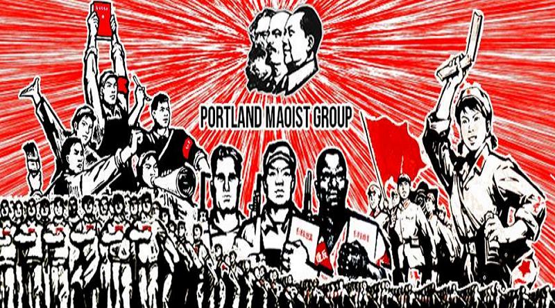 Declaración del Grupo Maoísta de Portland