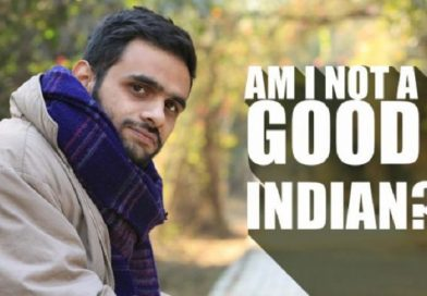 Watch : I am A Muslim, Am I Not A Good Indian? Asks Umar Khalid