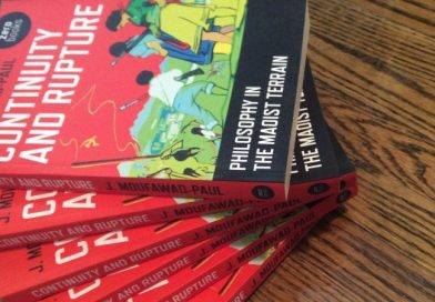 On the Continuity and Rupture book launches to date