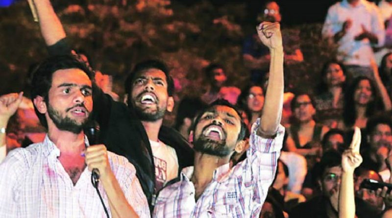 """Who are Umar Khalid and Shehla Rashid? And why does the ABVP call them """"anti-national"""""""