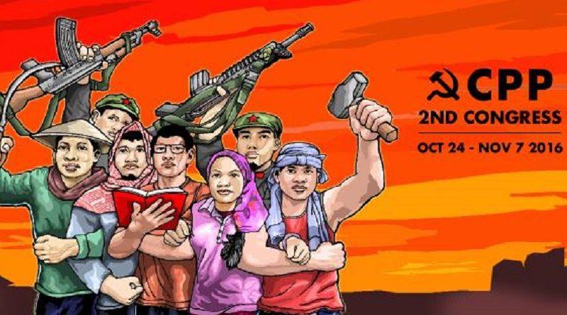 Rapport från Filippinernas Kommunistiska Partis Andra Kongress