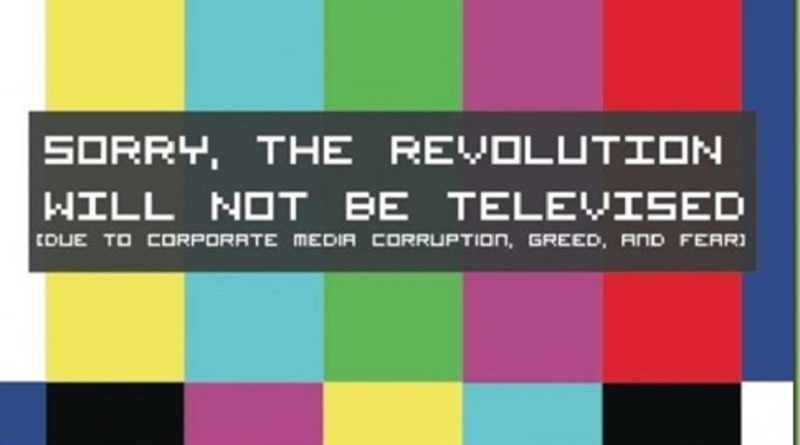 The Revolution the U.S. Needs Will Not Be Televised