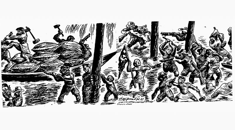 Rage Against The Establishment : Naxalbari And Dalit Panthers Movement