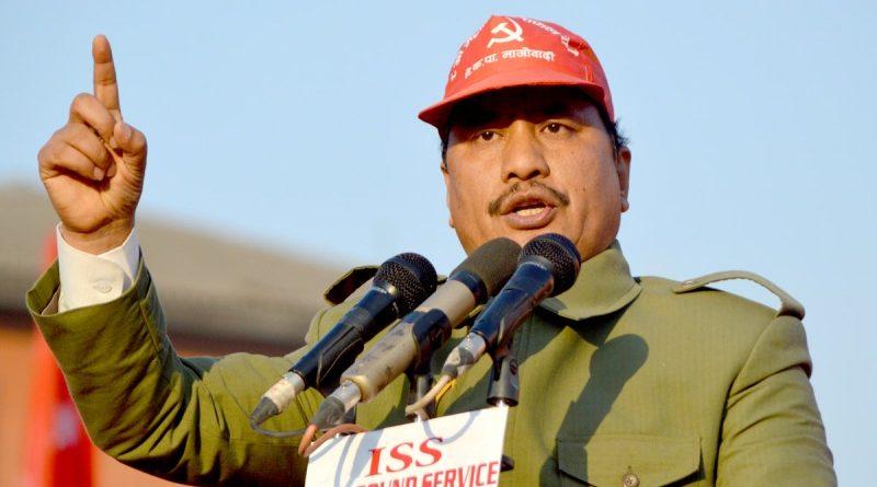 Dos cuadros del CPN dirigido por Chand arrestados por actividades de boicot contra las elecciones