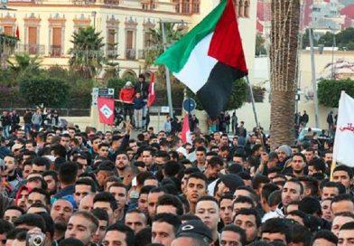 للشهر السابع، تتواصل انتفاضة الريف بالمغرب الأقصى