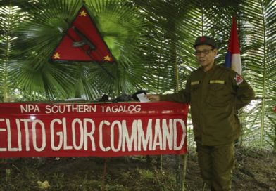 فرماندهی مِلیتو گِلور مردم فیلیپین را به مبارزه علیه حکومت نظامی در حال شیوع در سطح کشور فرا می خواند