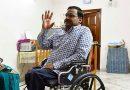 Disabled 'Maoist' Professor Saibaba's life in danger