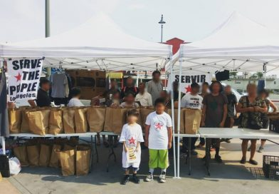 Beyond Evictions: A Reflection on Speaking with the Community