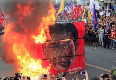 CPP: The Filipino People Are Ready To Resist Duterte's Plot To Establish A Dictatorship