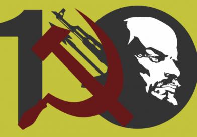 از روحیۀ انقلاب کبیر سوسیالیستی اکتبر سیراب گردیم و جنگ خلق را تا رسیدن به پیروزی ادامه دهیم