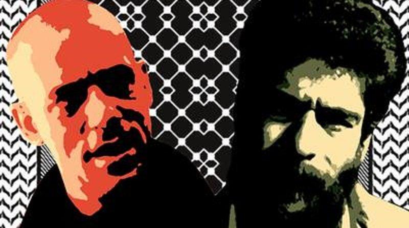 Netherlands, The Hague: Freedom for Salah Hamouri & Georges Ibrahim Abdallah
