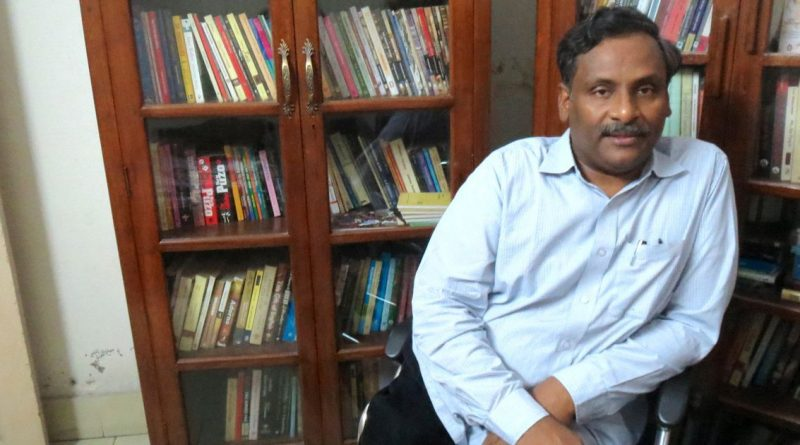 Political Prisoner G N Saibaba Requests Transfer To Cherlapally Central Jail In Hyderabad