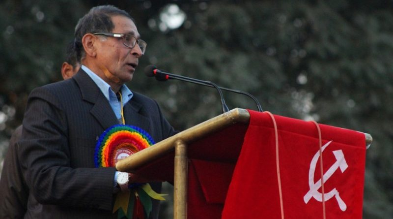 "Mohan Baidya On Anniversary Of October Revolution: ""New Revolution In Nepal Is Possible"""