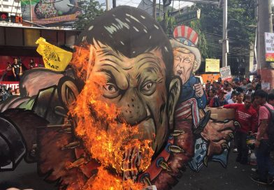 Statement By Jose Maria Sison Against Recent Proclamations Issued By Fascist Duterte Regime