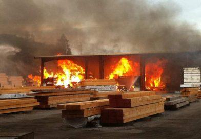 HKP (Maoist) Devrim Vergisi Ödemeyen Fabrikayı Ateşe Verdi