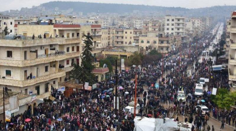 Halkların Uluslararası Mücadele Ligi, Türkiye'nin Afrin Saldırısını Kınadı