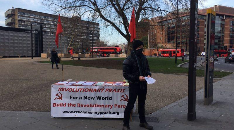 Reciente Actividad de Revolutionary Praxis