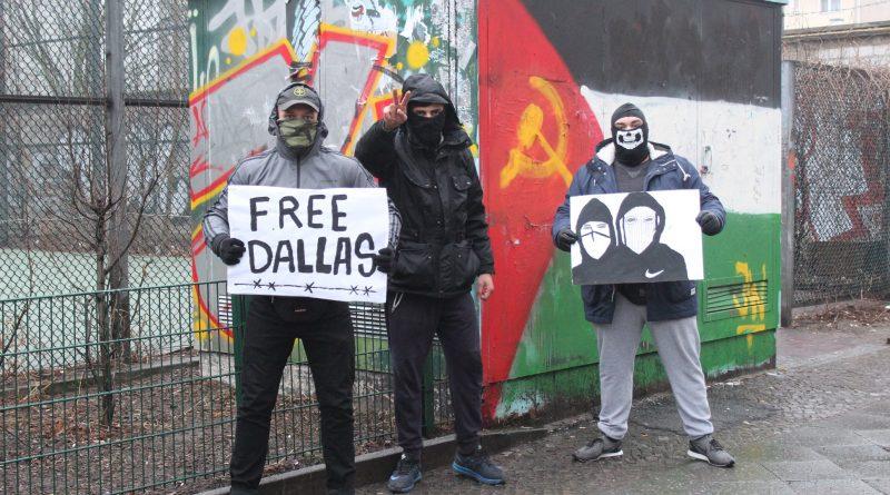 Solidaritätserklärung mit Genosse Dallas und den Red Guards Austin