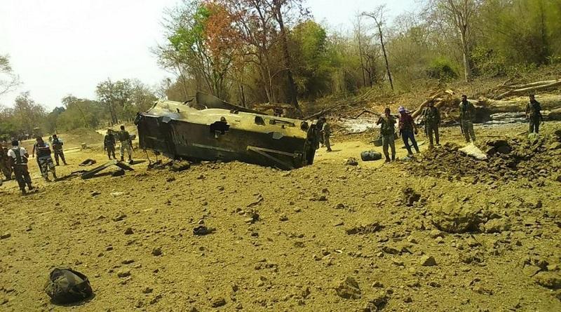 9 CRPF personnel killed in encounter with Maoists in Chhattisgarh's Sukma district
