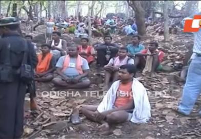 Maoists hold huge 'Praja Meli' to mobilise public support