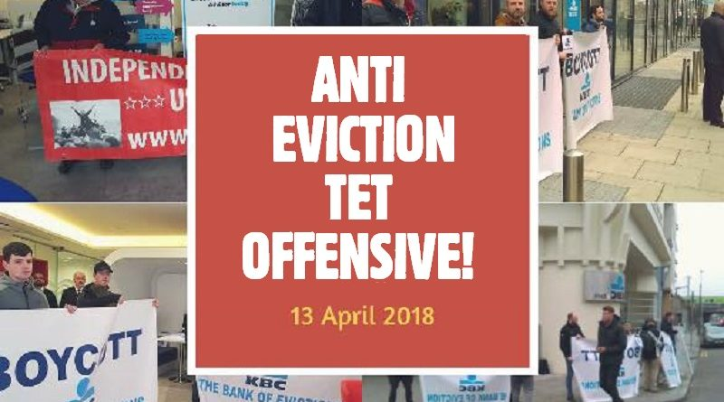 Ireland: People's Offensive launched against Economic Evictions