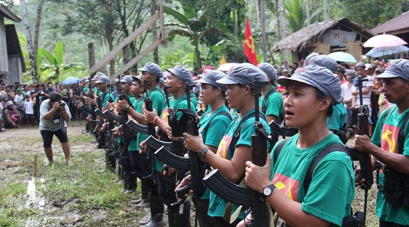 NPA-Western Samar scores victories against Army troops securing large mining project