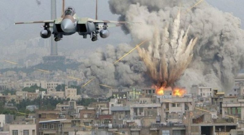 Condemn the imperialist assault on Syria