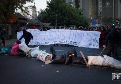 Chili: Twee lijnen in de tegenwoordige vrouwenstrijd