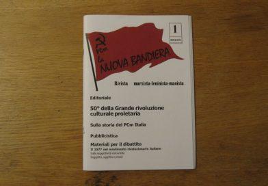 Histoire du Parti Communiste maoïste (Italie)