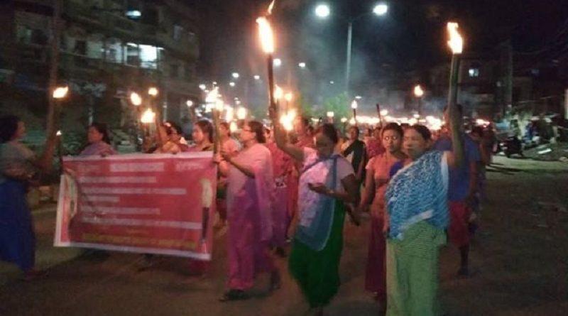 Vijesti o revolucionarnom pokretu u Manipuru