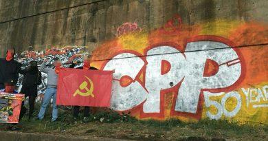 Jugendwiderstand: ¡Viva el 50 aniversario del partido comunista de las Filipinas!