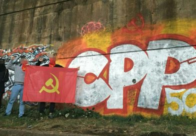 青年抵抗:菲律宾共产党50周年纪念日万岁!
