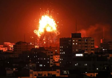 Urgent Call: Gaza under attack! Stand with Palestine, Stand with the Resistance