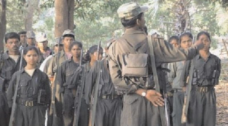 Five CRPF personnel injured in Maoist attack