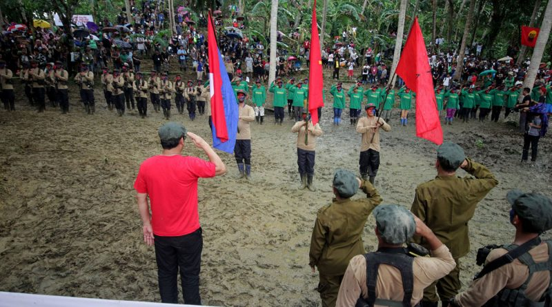 NPA tactical offensives inspire the people, more to come