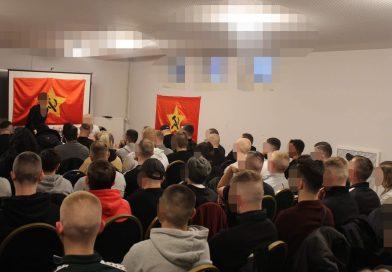 Grußwort an den Jugendwiderstand am 100. Jahrestag der Ermordung Rosa Luxemburgs und Karl Liebknechts