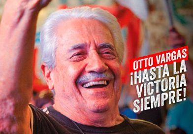 Condolences to the Revolutionary Communist Party of Argentina on the passing away of Comrade Otto Vargas
