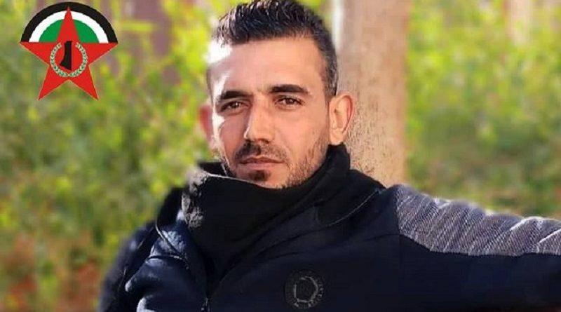 DFLP anuncia a queda do camarada Ahmad Abu Jabal