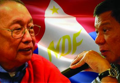 Jose Maria Sison – Duterte is the best recruiter and best transport and supply officer