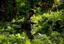 50. pješadijski bataljon upao u zasjedu u Mauntin provinciji